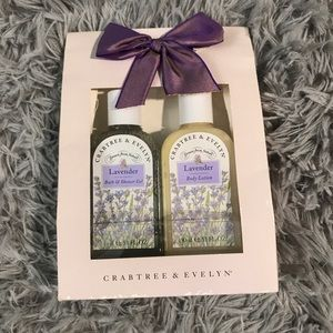 CrabTree & Evelyn 2 Pack